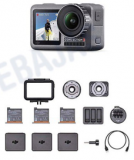 Pack DJI Osmo Action + 3 Baterias