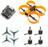 Frame Cinewhoop 3″ + Mamba +Motores 1408 + Helices HQ